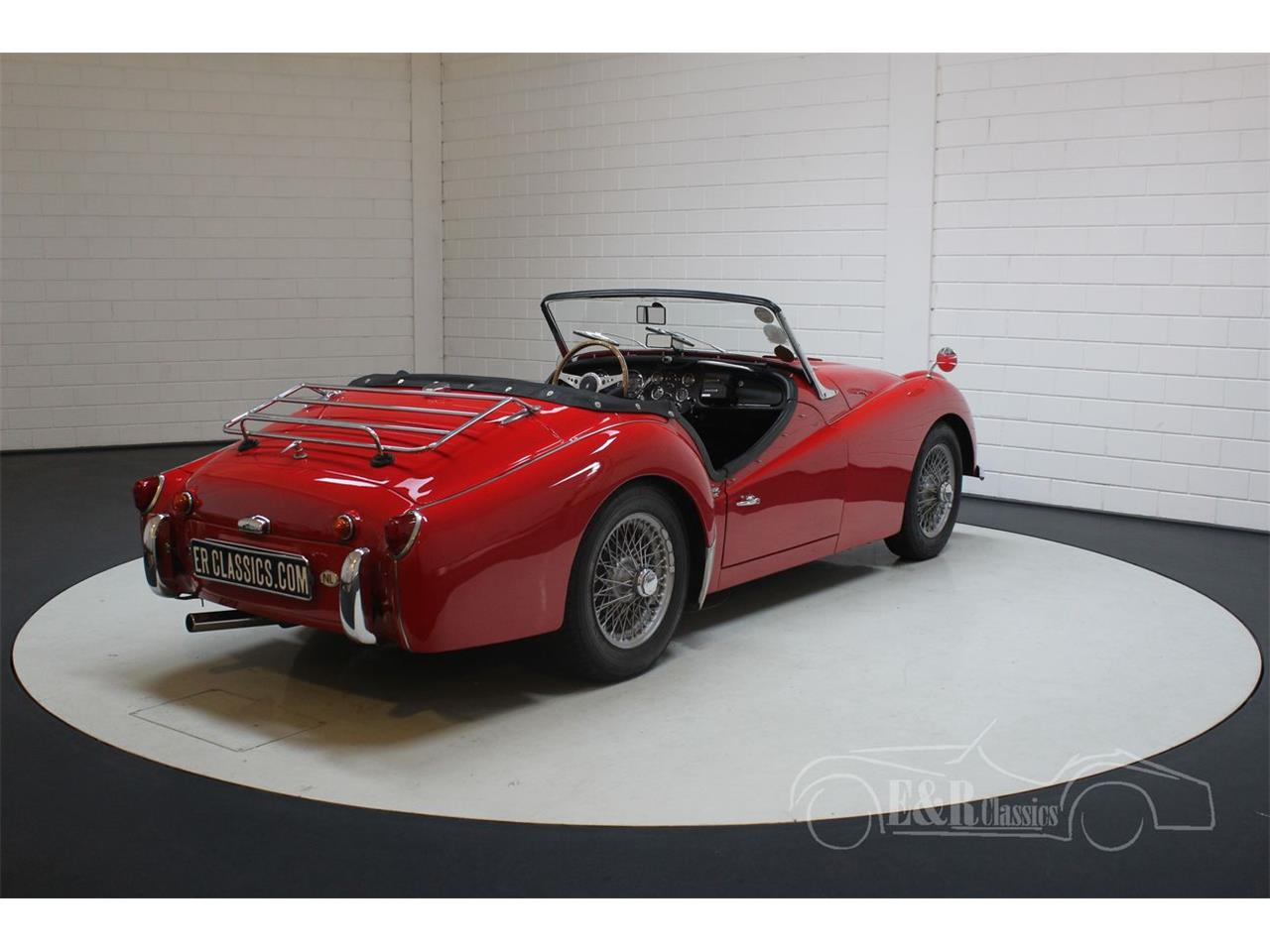 Large Picture of Classic 1960 TR3A located in Noord-Brabant - $41,800.00 Offered by E & R Classics - PLXB