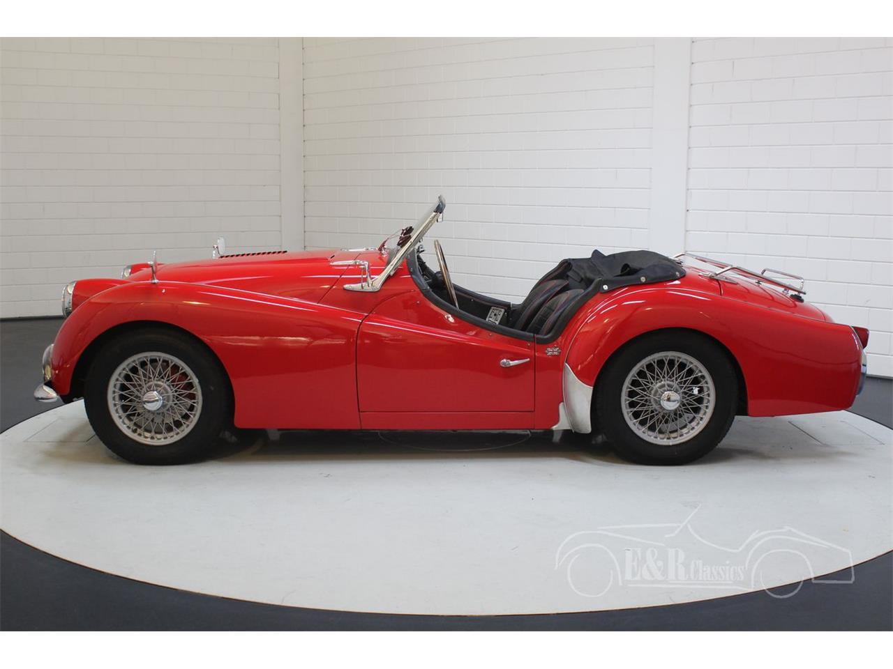 Large Picture of '60 TR3A Offered by E & R Classics - PLXB