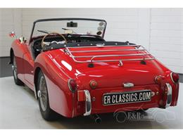 Picture of 1960 Triumph TR3A located in Noord-Brabant Offered by E & R Classics - PLXB