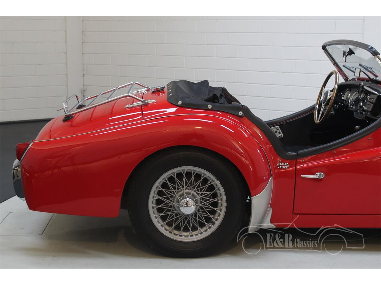 Large Picture of Classic '60 TR3A located in Waalwijk Noord-Brabant - $41,800.00 Offered by E & R Classics - PLXB
