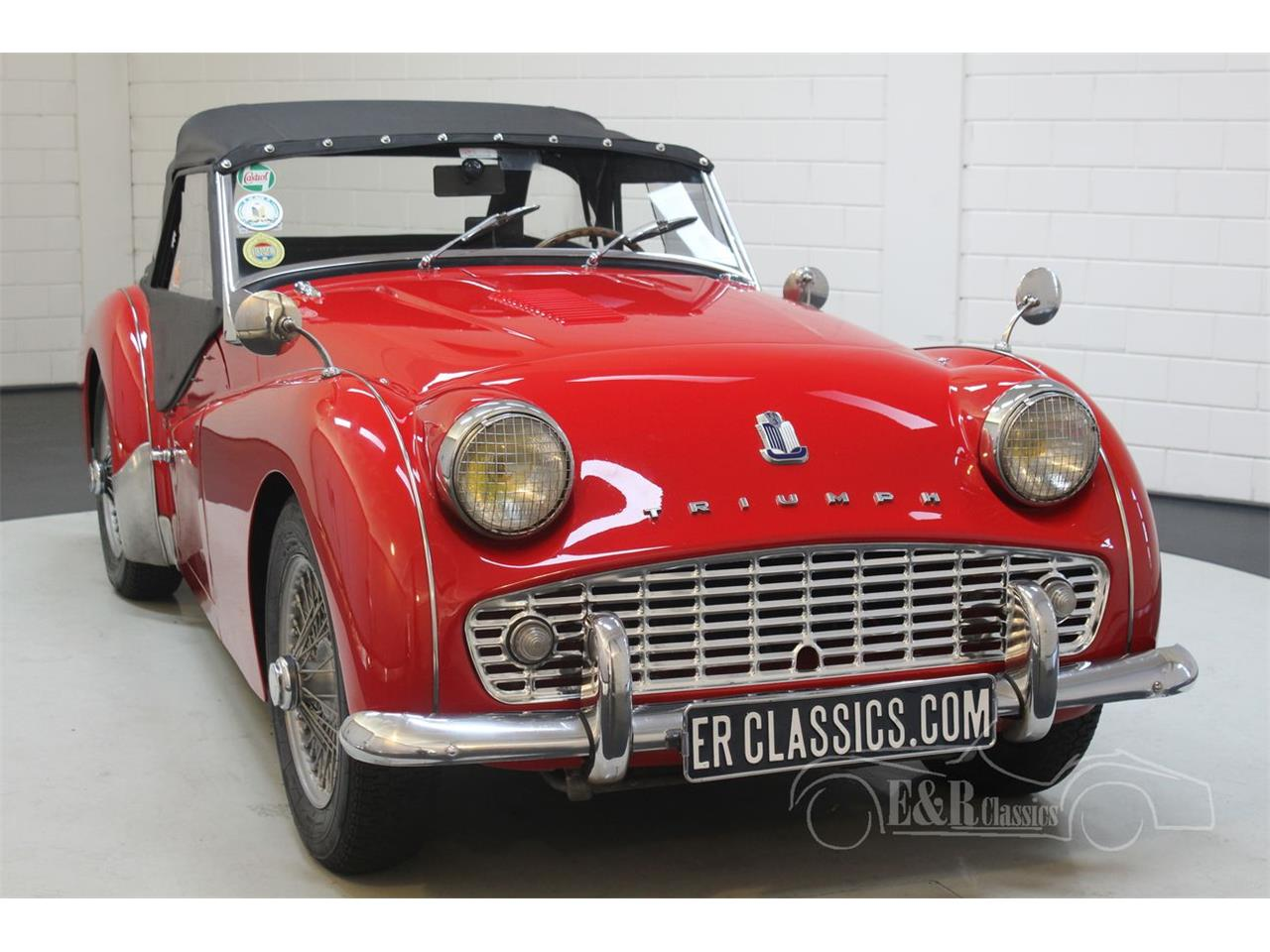 Large Picture of Classic '60 Triumph TR3A located in Waalwijk Noord-Brabant - $41,800.00 - PLXB