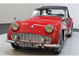 Picture of 1960 Triumph TR3A located in Noord-Brabant - PLXB