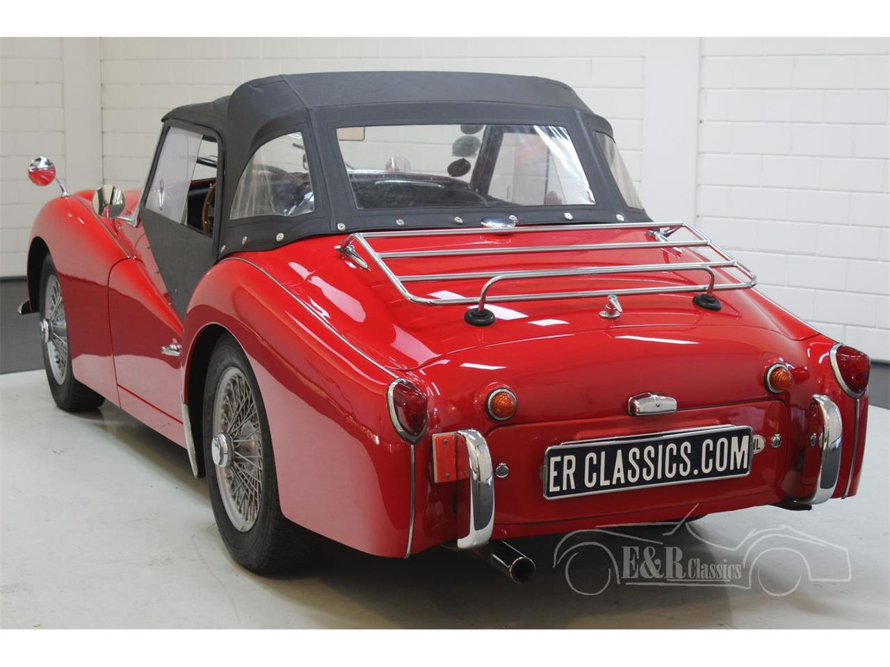 Large Picture of 1960 Triumph TR3A located in Waalwijk Noord-Brabant - $41,800.00 - PLXB