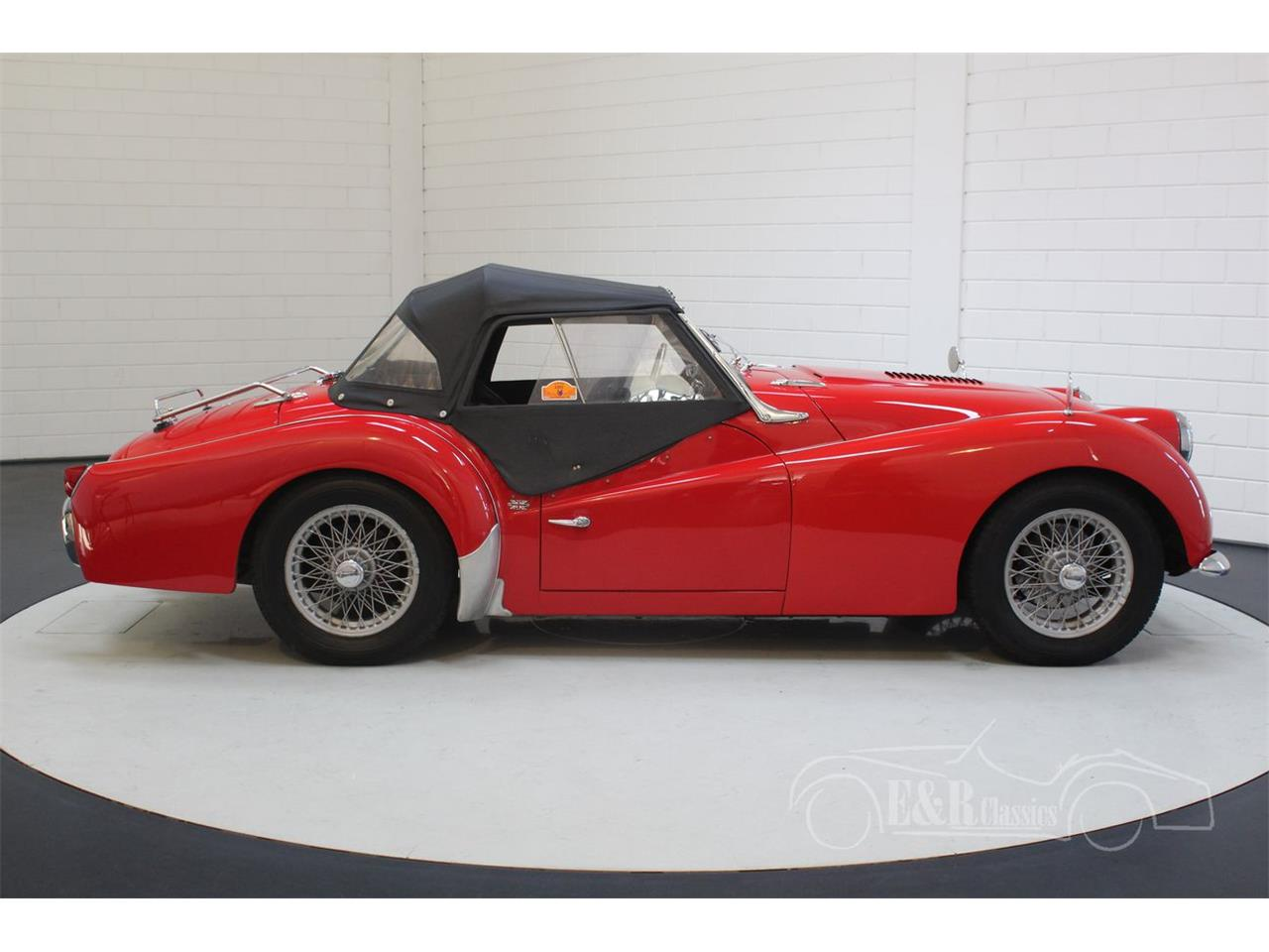 Large Picture of Classic '60 TR3A located in Waalwijk Noord-Brabant - $41,800.00 - PLXB
