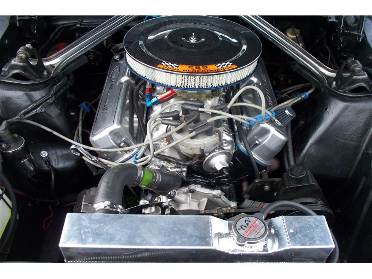 Large Picture of '65 Mustang - PLXL