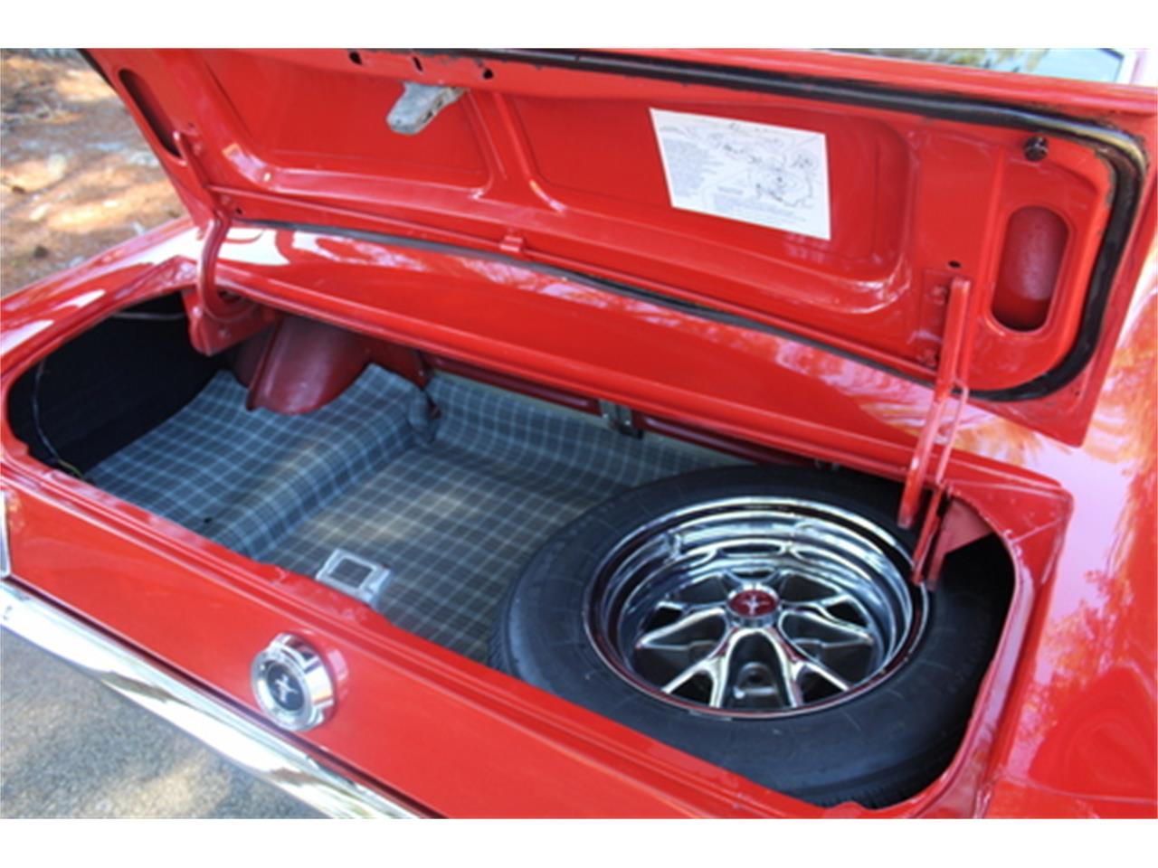Large Picture of '65 Mustang - PLXQ