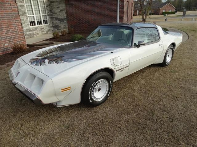 1980 Pontiac Firebird Trans Am Turbo Indy Pace Car Edition
