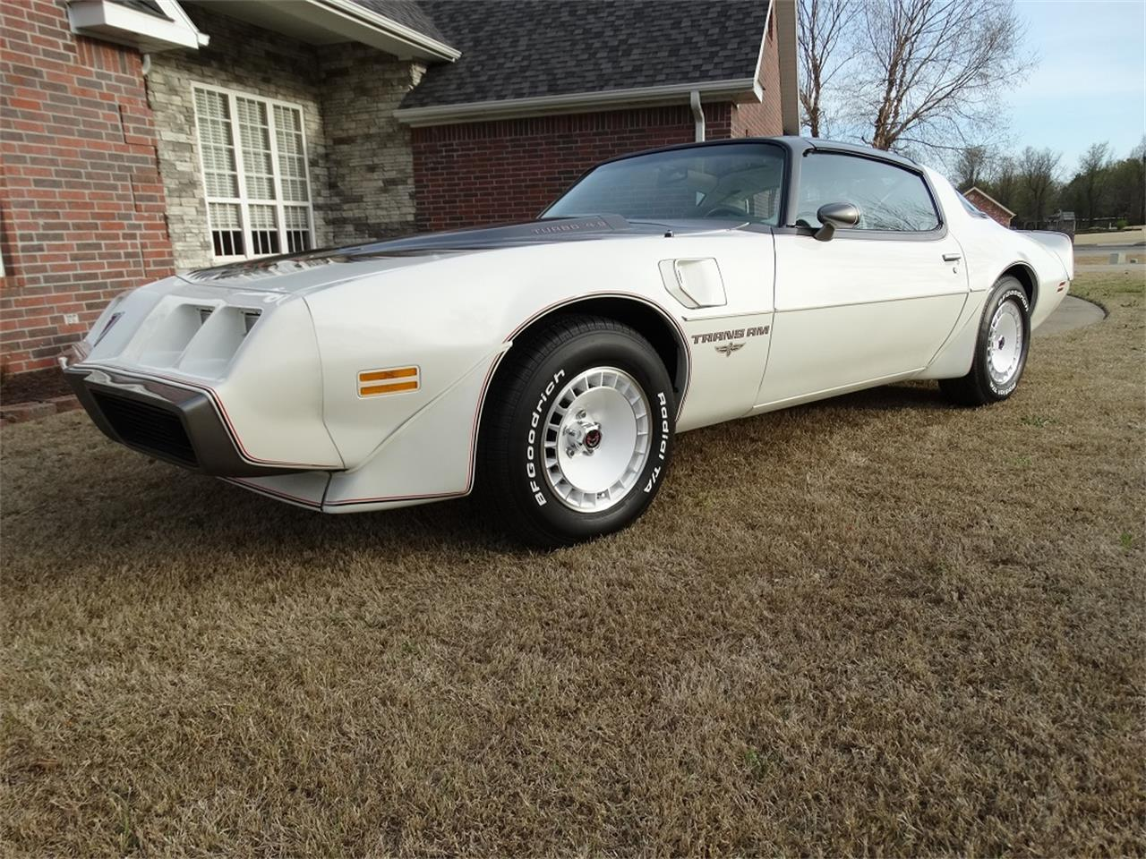 Large Picture of '80 Firebird Trans Am Turbo Indy Pace Car Edition - PLXX