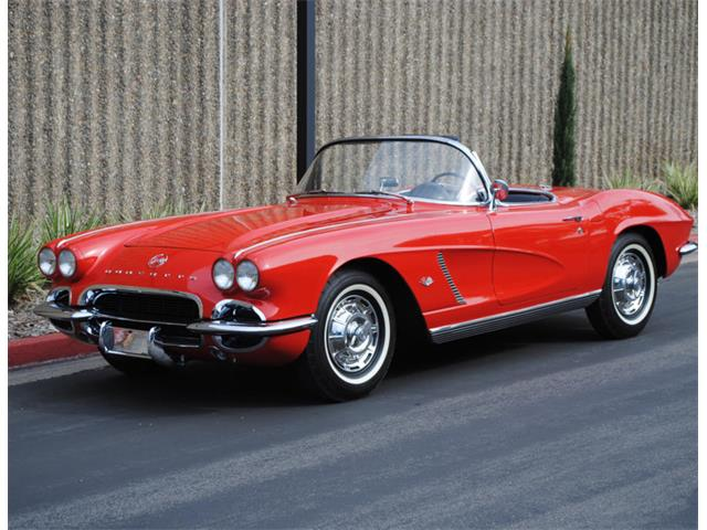 1962 Chevrolet Corvette For Sale On Classiccars