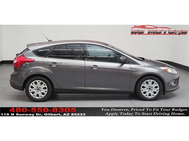 Picture of '12 Focus - PLY1