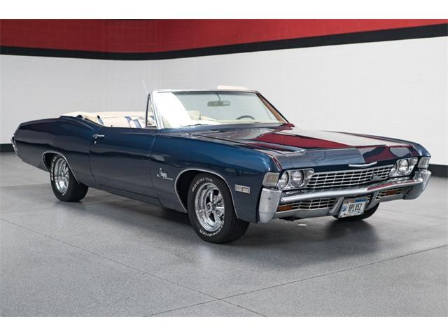Picture of Classic 1968 Chevrolet Impala - PLY3