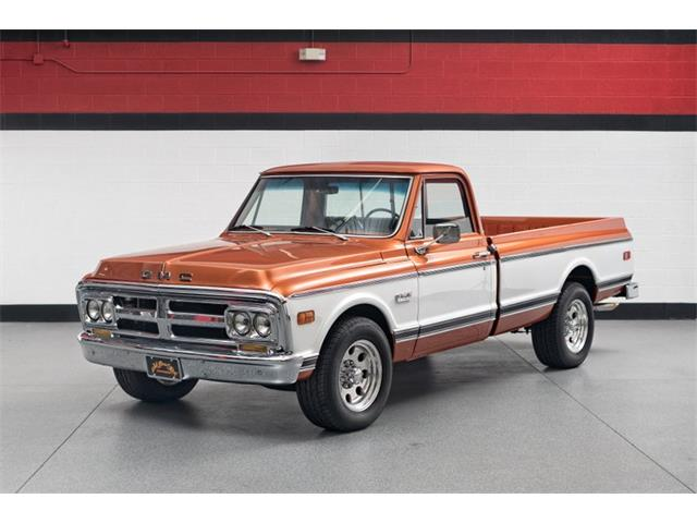 Picture of '72 3/4 Ton Pickup - PLYM