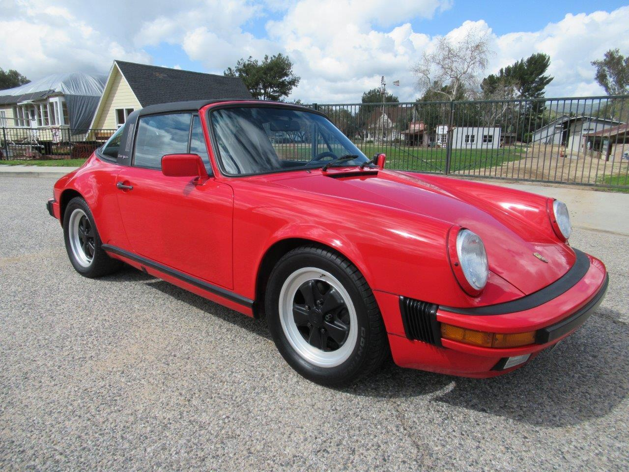 Large Picture of '87 Carrera - PLZ2
