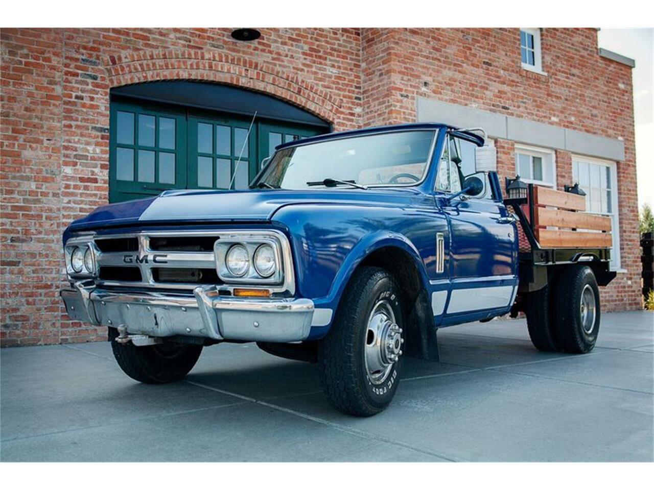 1967 GMC Truck for Sale | ClassicCars com | CC-1194884
