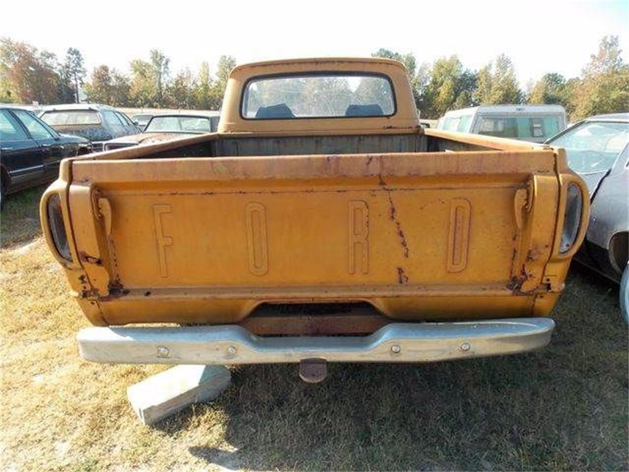 Large Picture of '63 F100 - PLZN