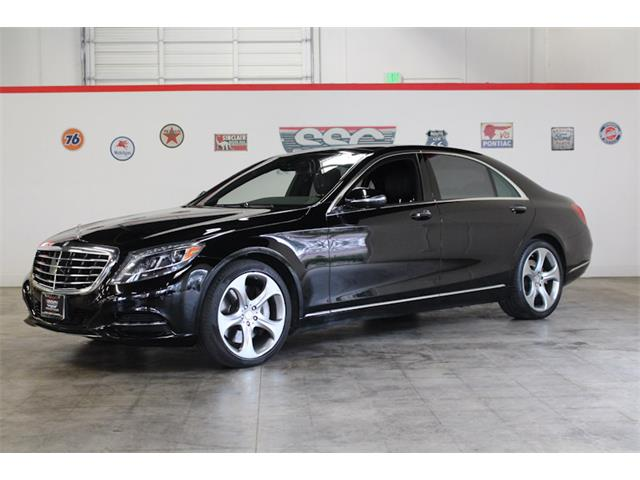 Picture of '15 S550 located in California Offered by  - PLZS