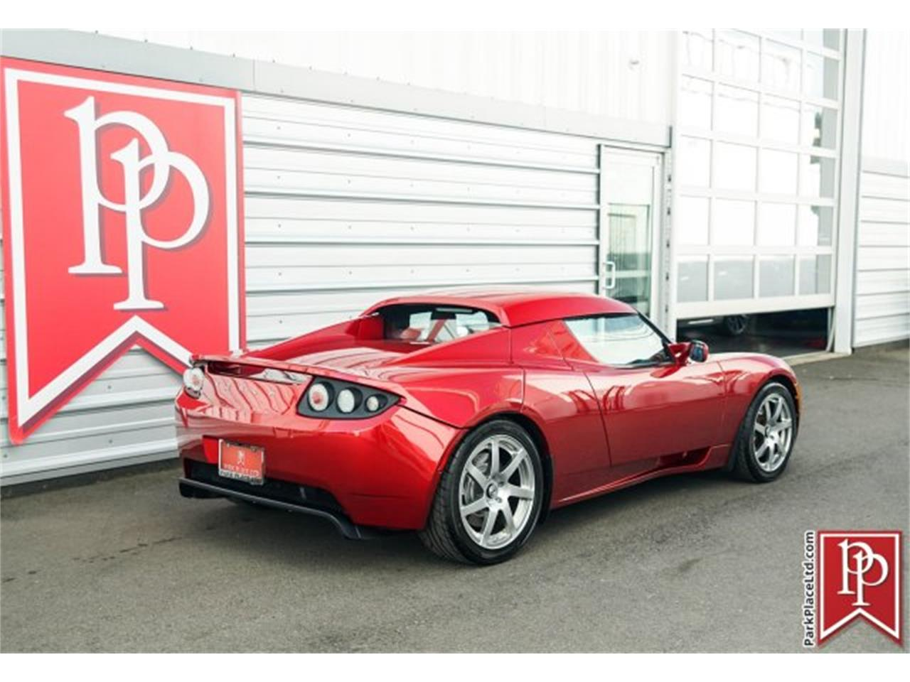 Large Picture of '08 Roadster - PM07