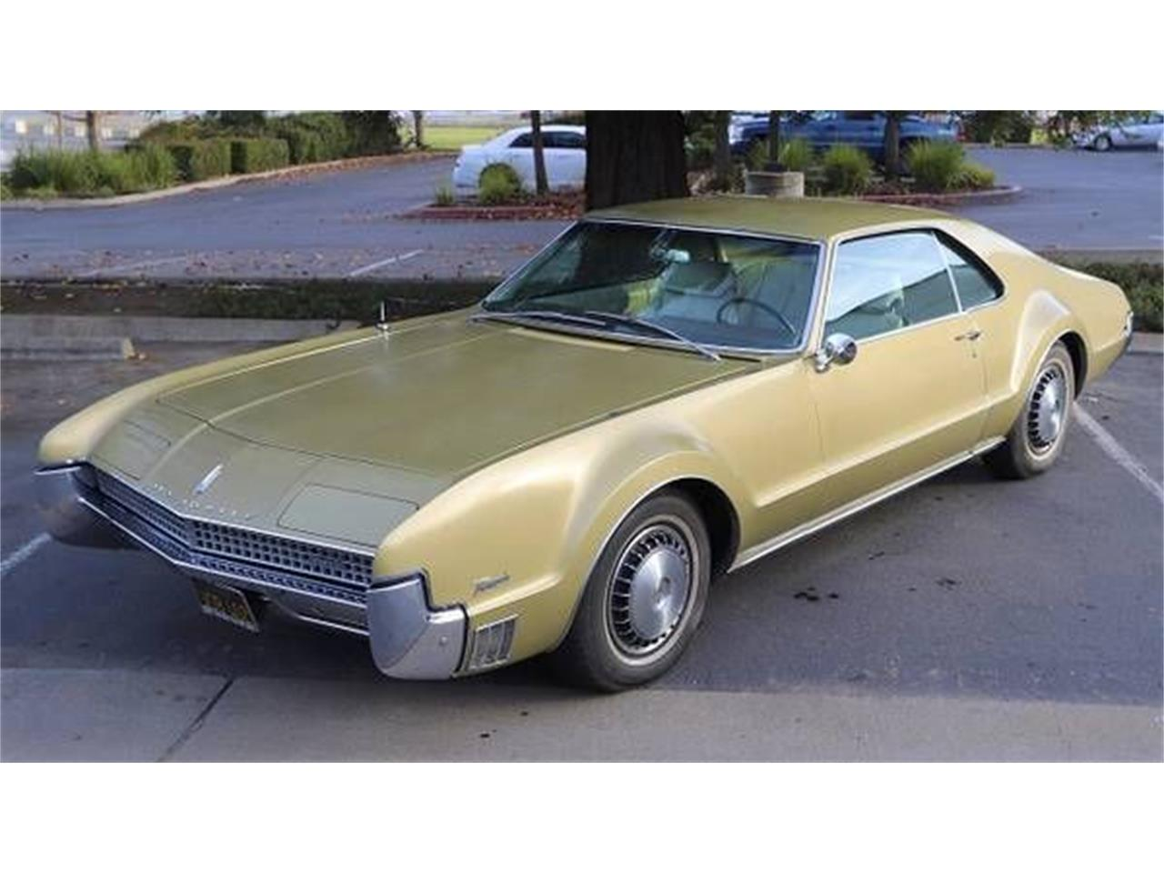 Large Picture of '67 Toronado - PM0M