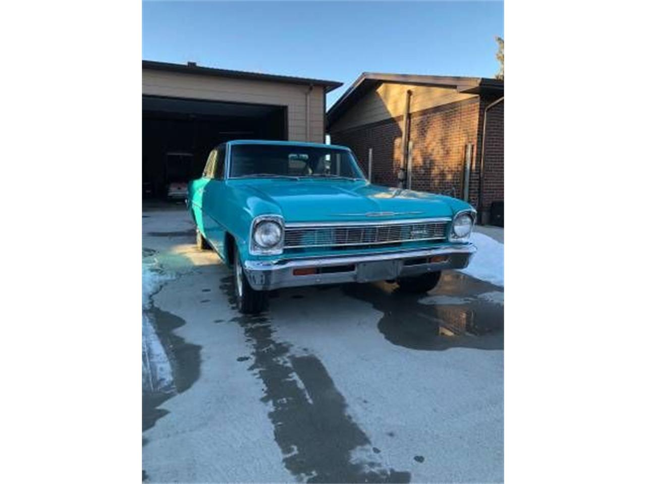 Large Picture of '66 Chevy II - PM0R