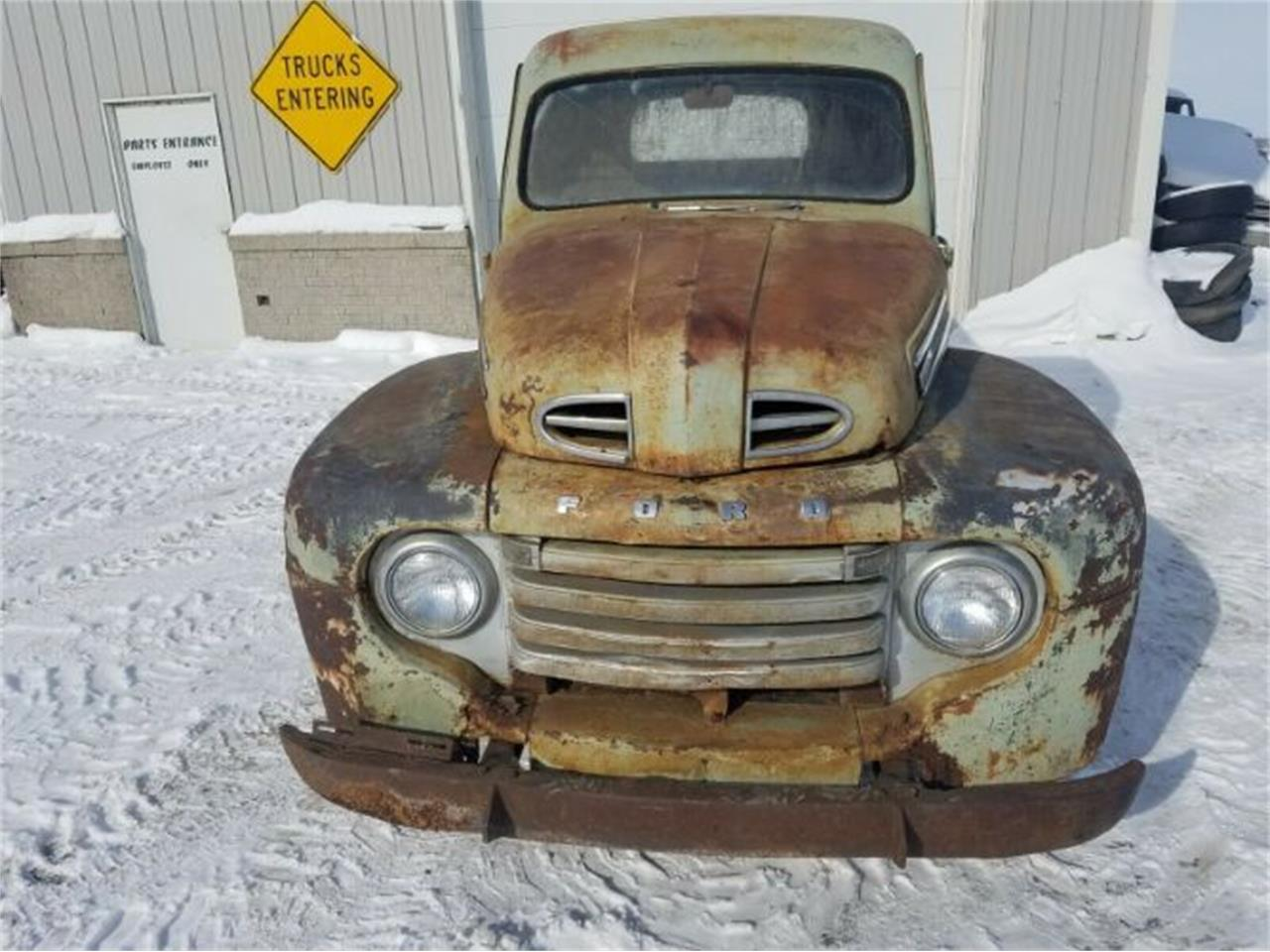 Large Picture of Classic '49 Ford F100 - PM14