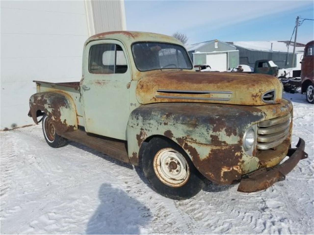 Large Picture of Classic '49 Ford F100 Offered by Classic Car Deals - PM14