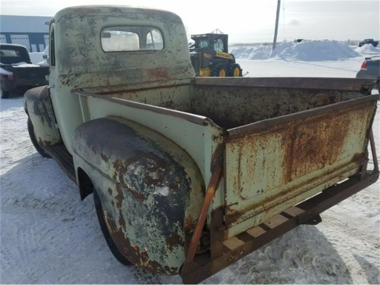 Large Picture of Classic '49 Ford F100 located in Cadillac Michigan - PM14