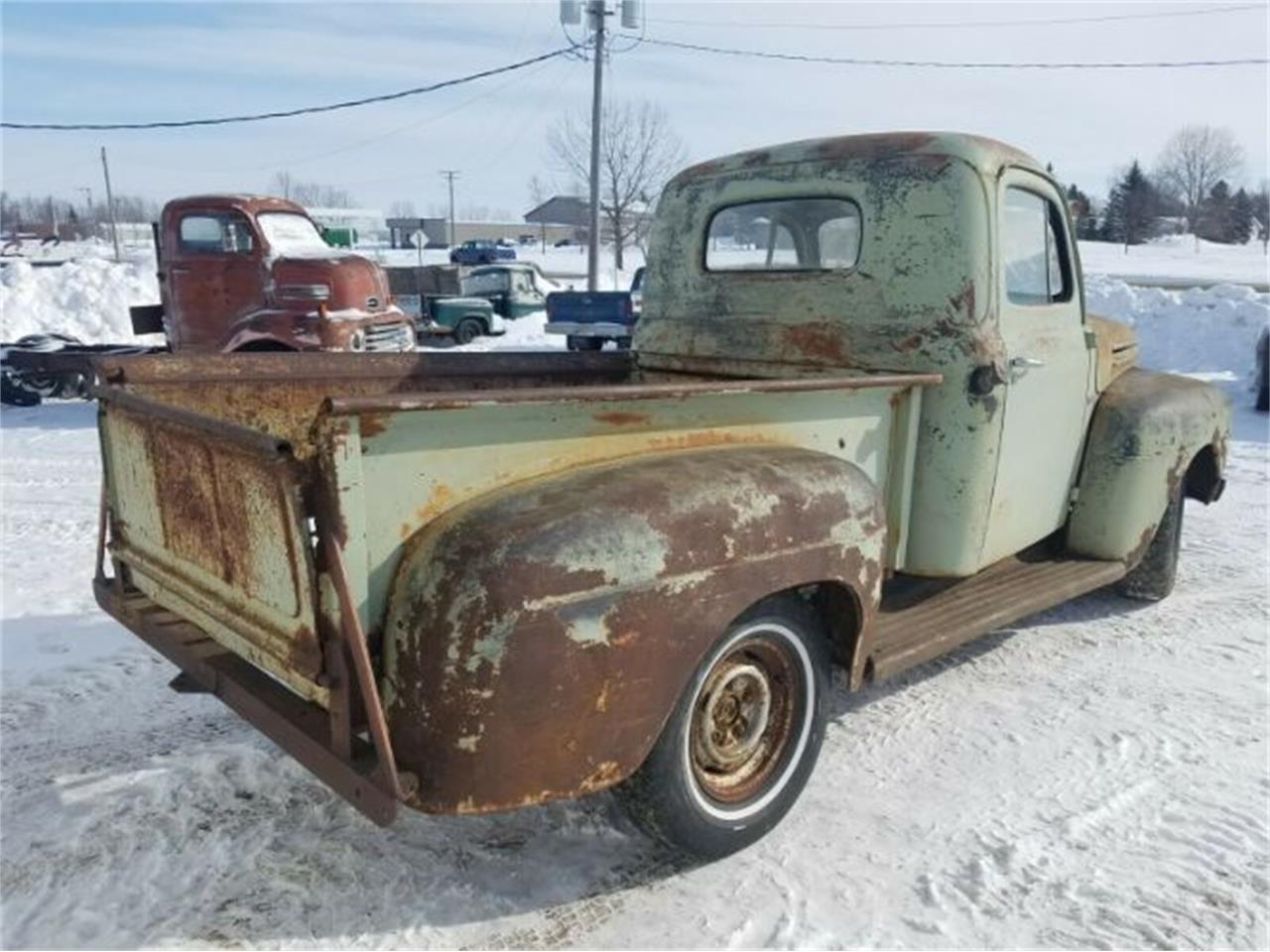 Large Picture of '49 Ford F100 located in Michigan - $5,895.00 - PM14