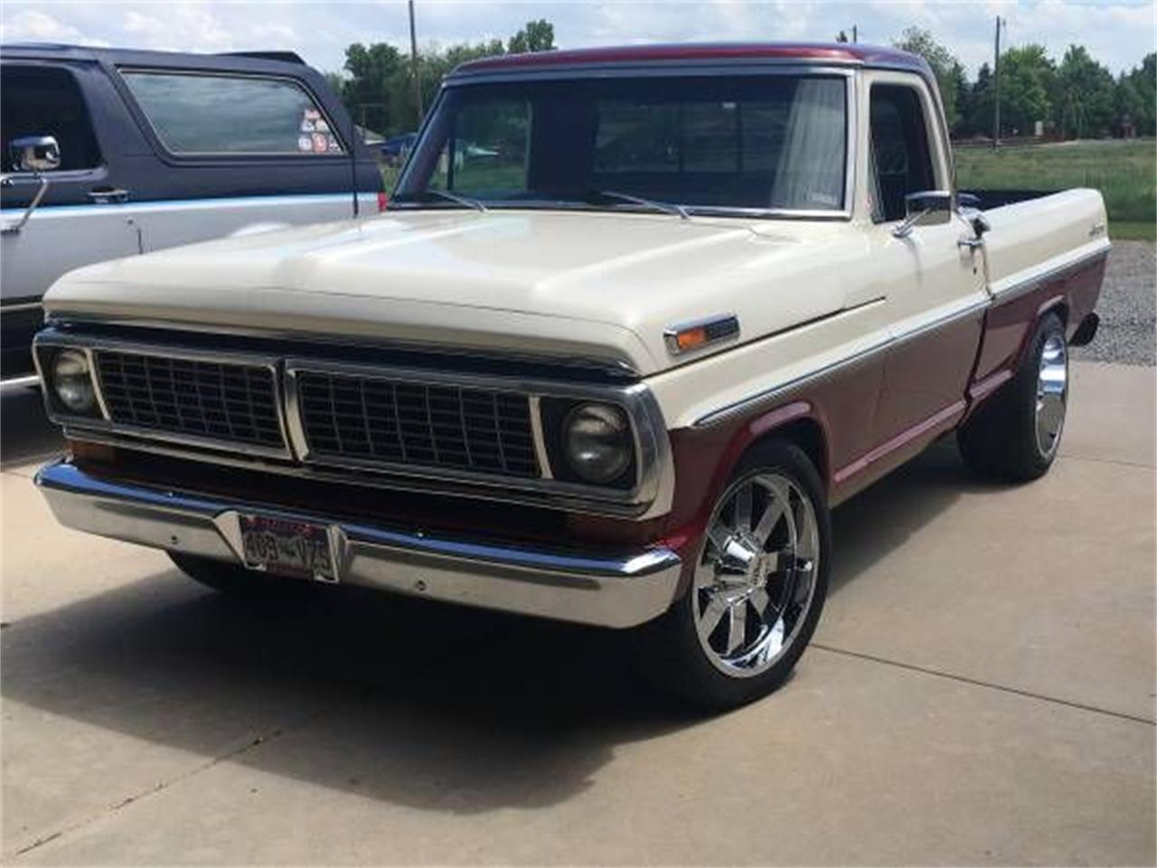 Large Picture of '67 F100 - PM1E