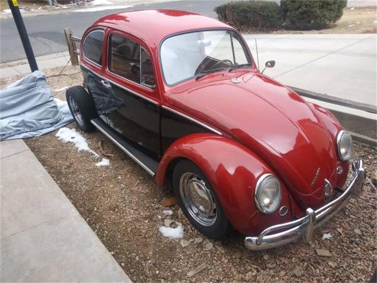 Large Picture of '67 Beetle - PM1F