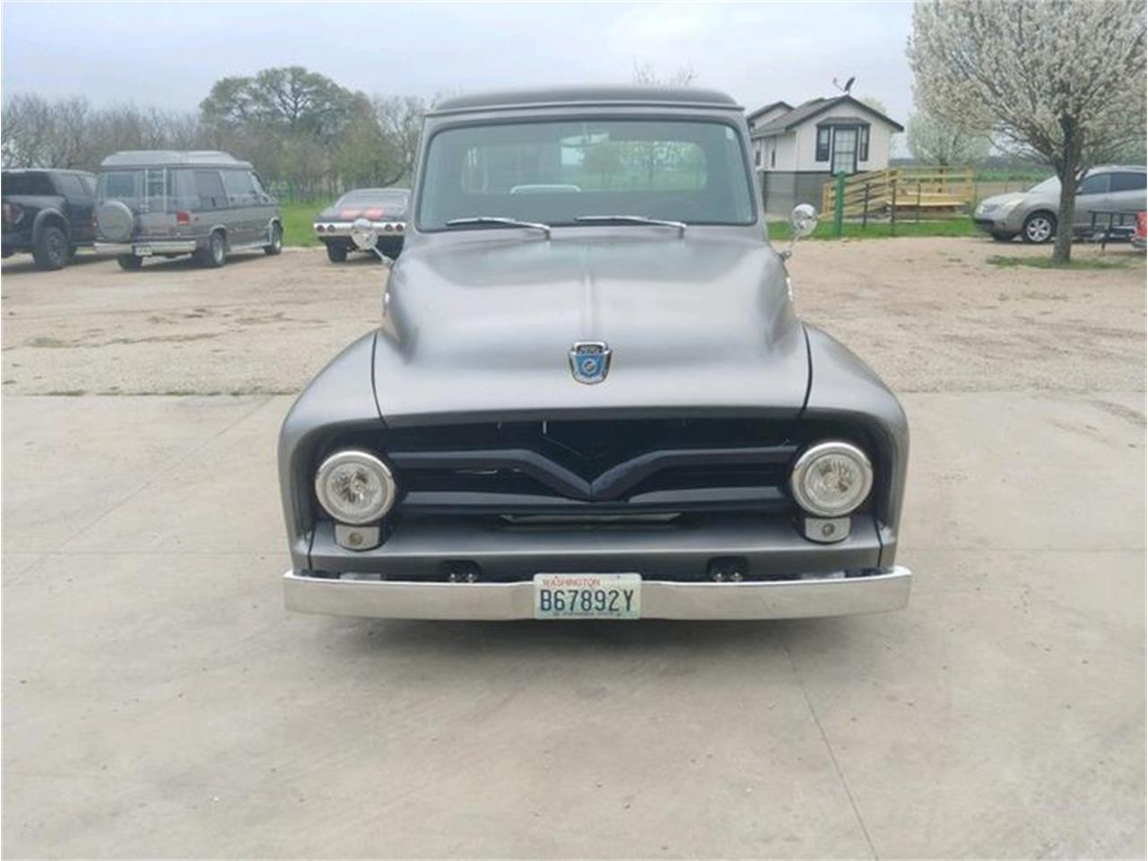 Large Picture of '55 F100 - PM23