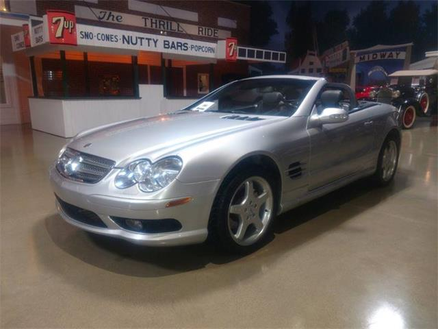 Picture of '03 Mercedes-Benz SL-Class Offered by  - PM2E