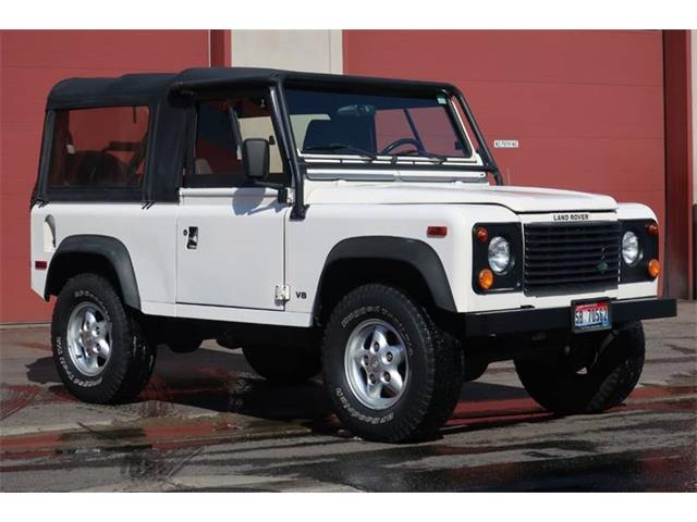 Picture of '95 Defender - PM40