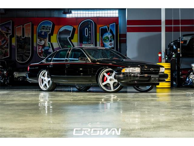 Picture of '96 Impala - PM41