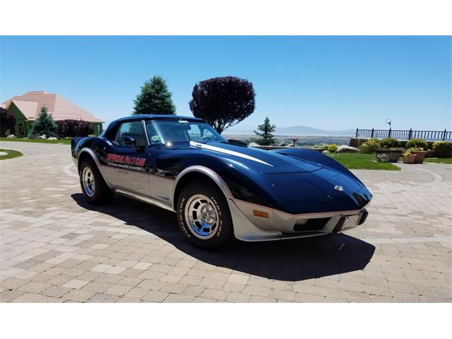 Picture of '78 Chevrolet Corvette Auction Vehicle - PILO