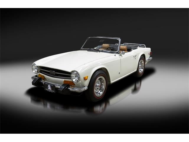 Picture of '74 TR6 - PM4W