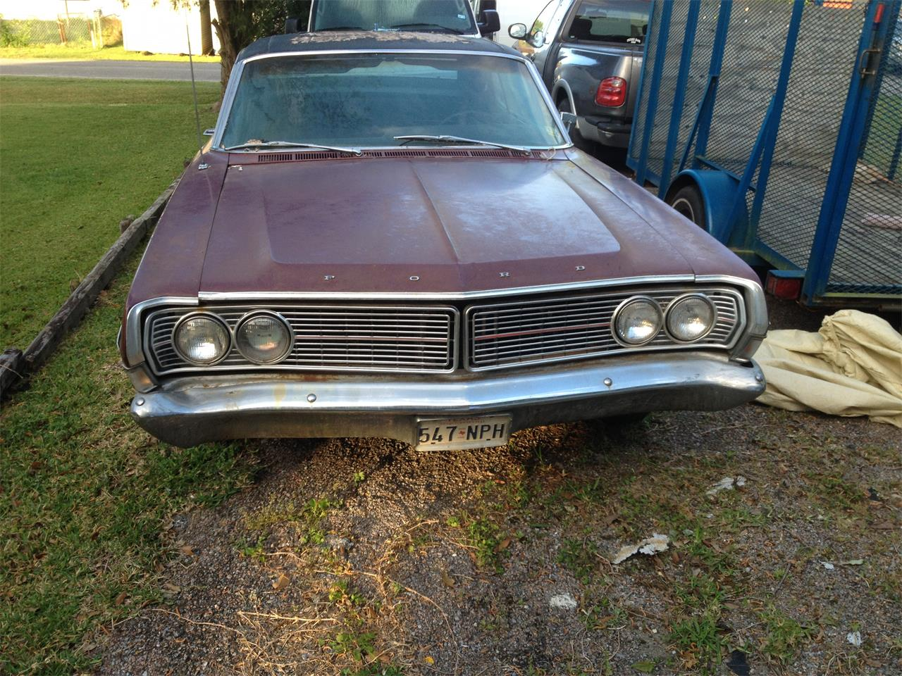 Large Picture Of 1968 Ford Galaxie 500 Xl Located In Texas Offered By A Private Er