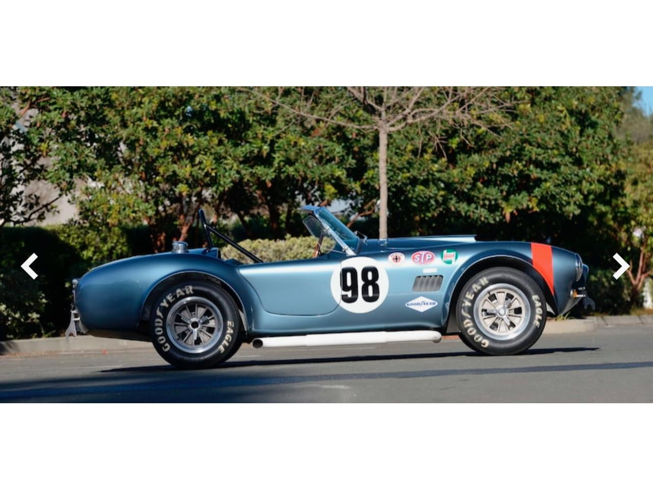 Large Picture of '64 Shelby CSX located in Napa Valley California - $156,000.00 - PM51