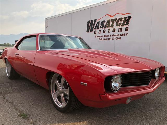 Picture of Classic 1969 Camaro located in Salt Lake City Utah Offered by  - PILQ