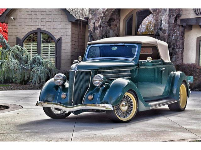 Picture of '36 Cabriolet - PM58