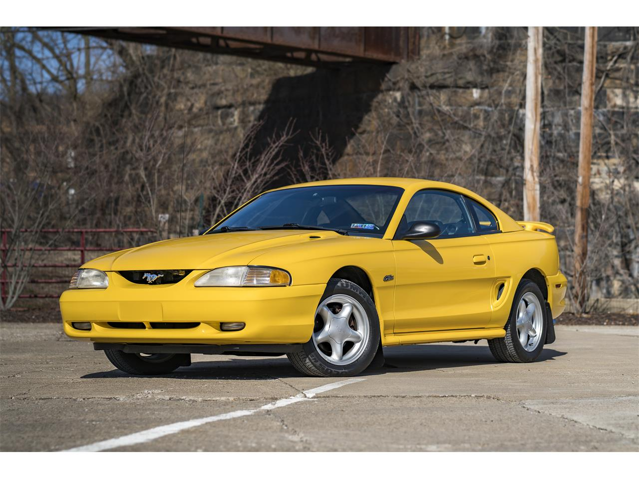 1998 Ford Mustang for Sale | ClassicCars.com | CC-1195104