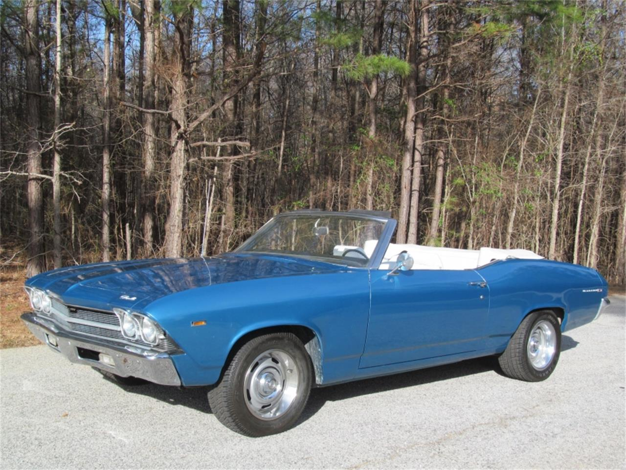 Large Picture Of 69 Chevelle Convertible Pm5d