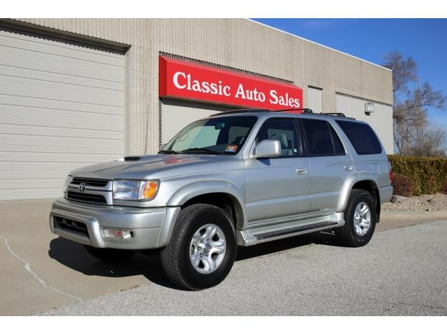 Picture of '01 4Runner - PM5F