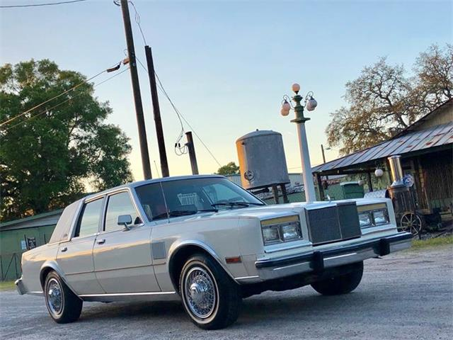Picture of 1986 New Yorker located in TAMPA Florida Offered by a Private Seller - PM5O