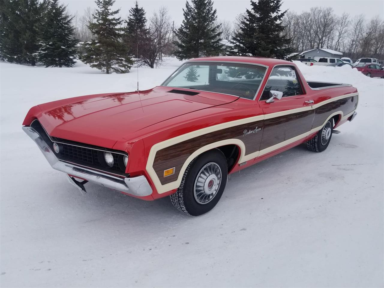 Large Picture of Classic 1970 Ranchero - $10,500.00 - PM5R