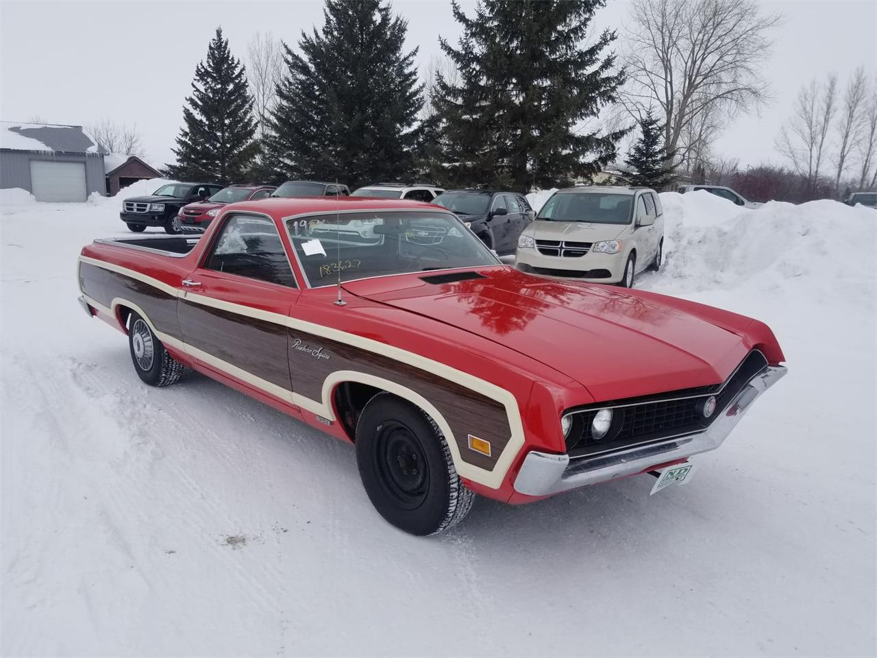 Large Picture of 1970 Ford Ranchero located in Thief River Falls Minnesota - $10,500.00 - PM5R