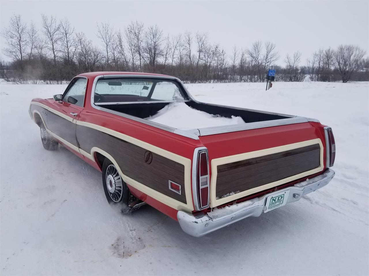 Large Picture of '70 Ranchero - PM5R
