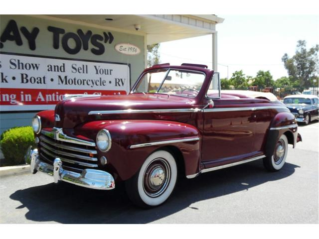 Picture of '47 Cabriolet - PM5T