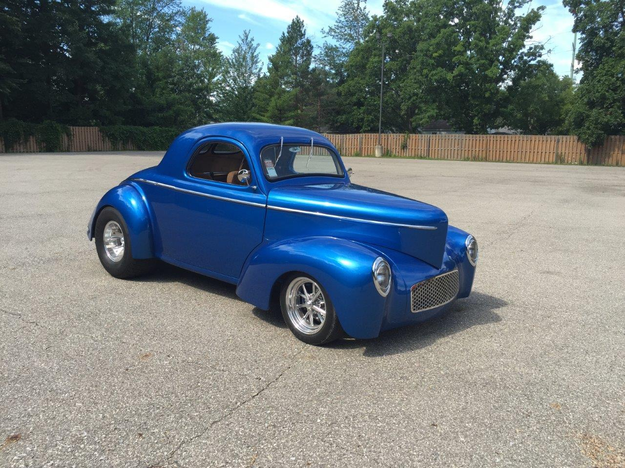 Large Picture of Classic 1941 Willys Coupe located in California Offered by Classic Car Marketing, Inc. - PM5X