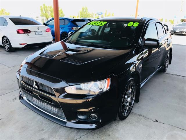 Picture of 2008 Mitsubishi Lancer Auction Vehicle Offered by  - PILU