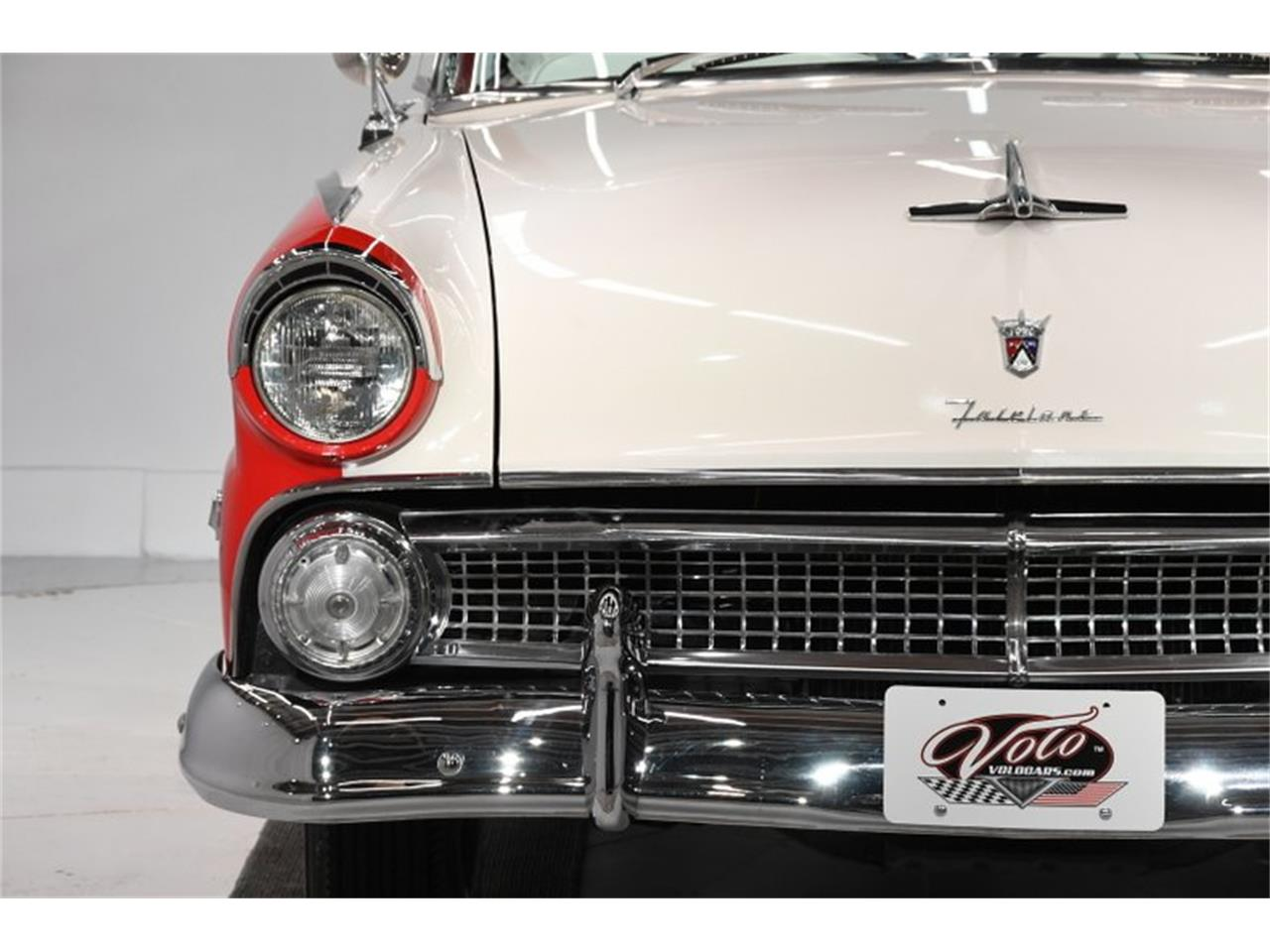 Large Picture of Classic '55 Ford Fairlane located in Volo Illinois Offered by Volo Auto Museum - PM6P